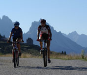 Mountainbiking in South Tyrol